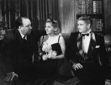 Hitchcock directing