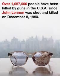 Imagine no gun deaths