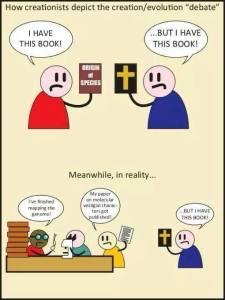 religion vs science