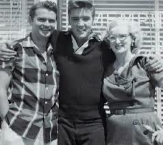 Sam Phillips Elvis and Marion Kesker