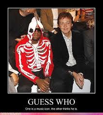 Kanye v McCartney 1