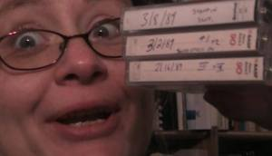 Nina's DJ Days Cassette Archive