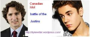 Canadian Idol the Justin Battle