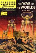Classics Illustrated war of the worlds