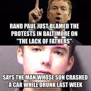rand paul and son