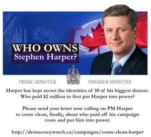 who owns harper