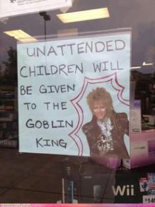 Goblin King Boagie Man