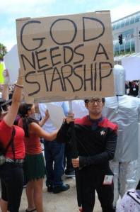 God Needs a Starship