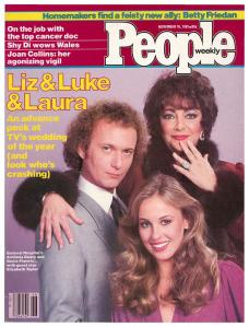 Luke and Laura Pop Culture Meme
