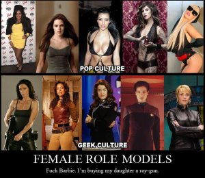 Pop Culture vs Geek Culture