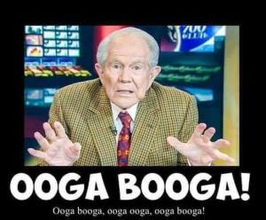 Robertson Booga Booga
