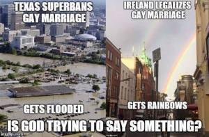 Texas vs Ireland