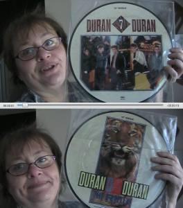 12 inch singles Reflex Duran Duran
