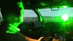 Blinding the Cockpit