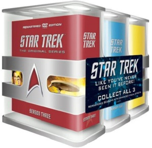 Box Sets - TOS - Remastered Release