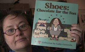 Cathy and Shoe Porn