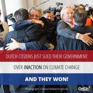 Climate Wins in Dutch Court