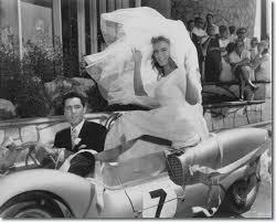 Elvis and Ann honeymoon