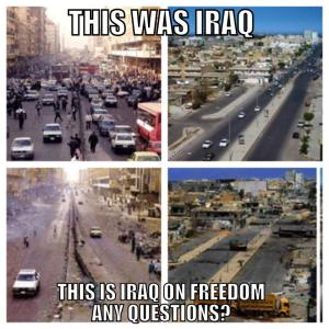 Iraq on Freedom