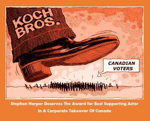 Koch Bros Tour Canada