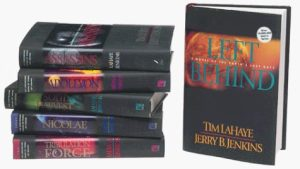 Left Behind books by the pound