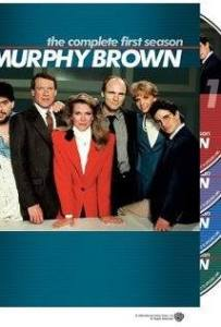 Murphy Brown News Sitcom