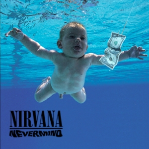"Nirvana ""Nevermind"" high res cover art"