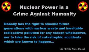 No Nukes for No Life