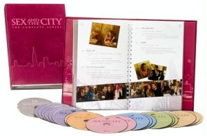 Sex in the City Sexy Boxset