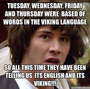 The Viking Week