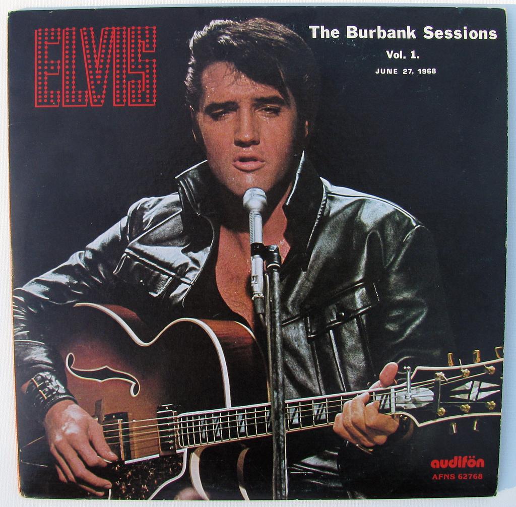 Elvis Presley: The 68 Comeback