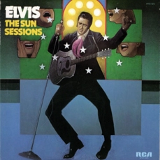 Elvis The Sun Sessions high res cover art