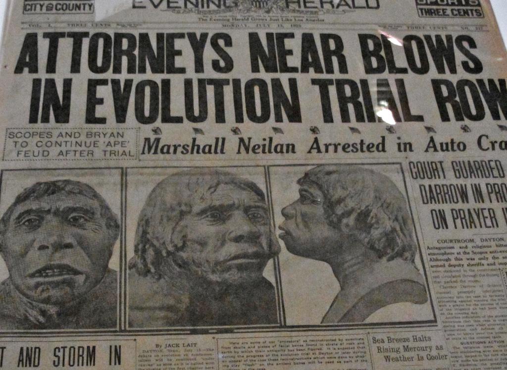 research newspaper headlines