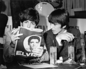 BeatlesElvis1