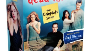 Dead Like Me TV Series starring Ellen Muth, Callum Blue, Jasmine Guy, Cynthia Stevenson, Mandy Patinkin, Britt McKillip, Christine Willes, Laura Harris and Rebecca Gayheart [dvdbash]