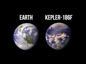 earth vs keplar