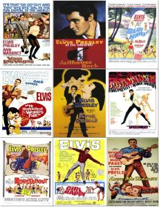 Elvis Presley movie posters #1