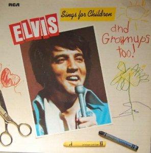Elvis The Children Album
