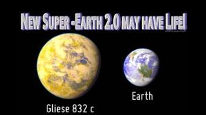 Gliese vs Earth