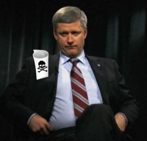 Harper's Enemies List