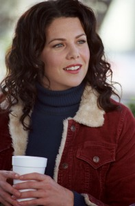 GILMORE GIRLS (Season 2) A - Tisket, A - Tasket (Episode #227463) Roll 51, Frame 16 Pictured: Lauren Graham as Lorelai Gilmore Photo Credit:  © The WB / Ron Batzdorff