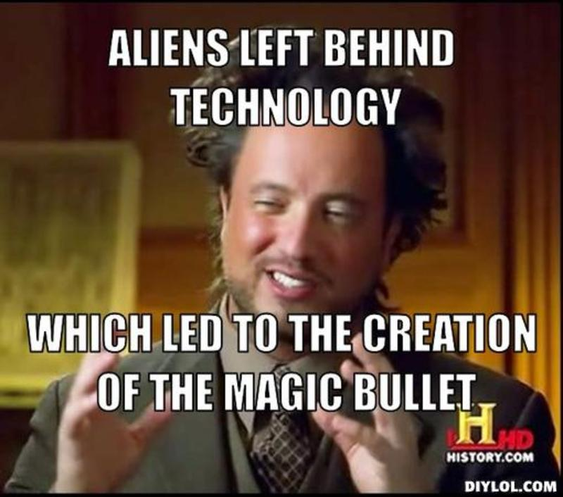 resized_ancient aliens invisible something meme generator aliens left behind technology which led to the creation of the magic bullet cb50ae fantasy to scifi magic technology alienability nina's soap