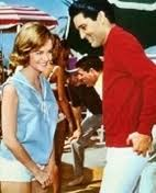 Shelly Fabres and Elvis Presley 1965