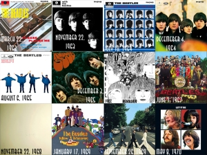 the_beatles_albums_by_jedikaputski