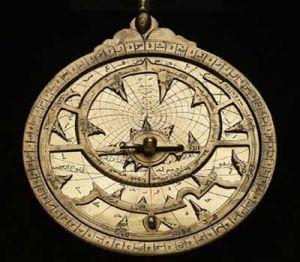 Astrolab 13th century