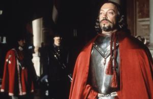 THE THREE MUSKETEERS, Tim Curry (right), 1993, (c) Buena Vista