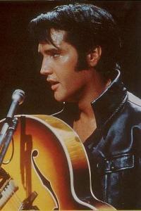 Bilde Elvis 68 comeback