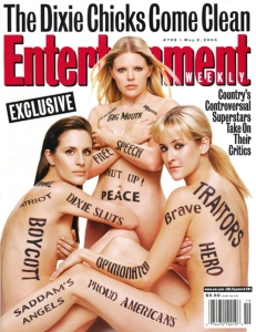 Dixie-Chicks-Entertainment-Weekly-Cover
