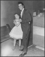 Elvis and Brenda Lee