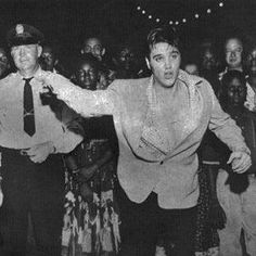 Elvis liberty land 1956